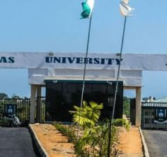 veritas university school fees
