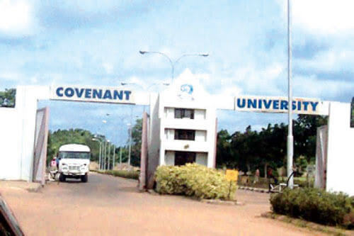 list of courses offered in covenant university
