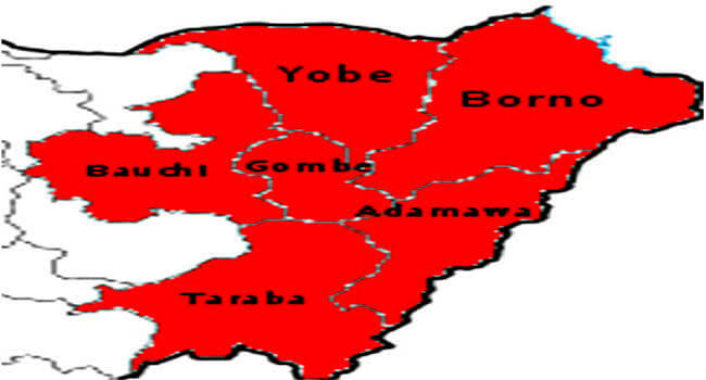 Higher Institutions in North East Nigeria and Their Jamb Cut Off Marks