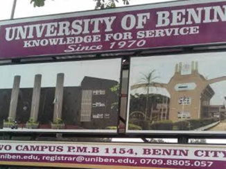 uniben physical clearance