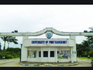 UNIPORT Direct Entry 2020/2021