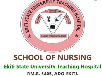 EKSUTH School of Nursing Admission 2020
