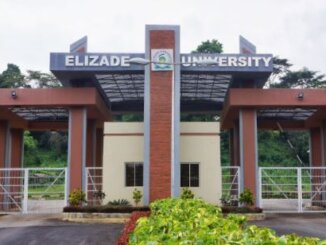 Elizade University JUPEB 2020