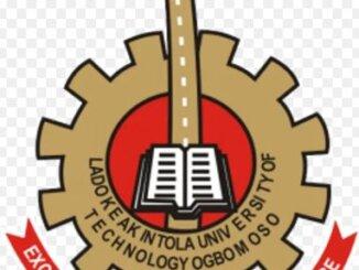 LAUTECH Postgraduate Admission 2020