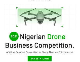 Nigerian Drone Business Competition