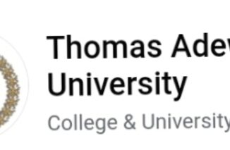 2021/2022 Thomas Adewumi University academic calendar and lecture timetable