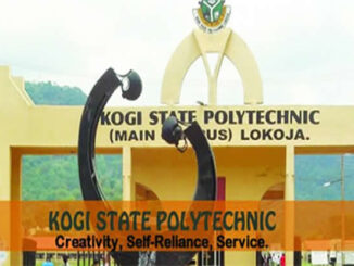 kogi state poly post utme form 2021/2022