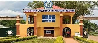 Osun State College of Technology (OSCOTECH